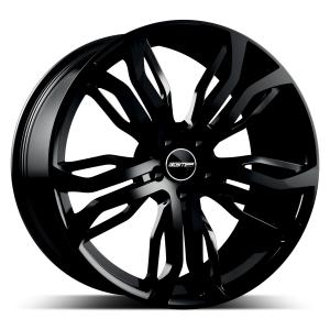 Cerchi in lega  GMP Italia  Dynamik  22''  Width 9,5   5x120  ET 49  CB 72,6    Glossy Black