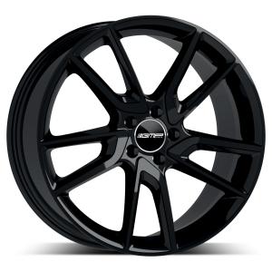 Cerchi in lega  GMP Italia  Hunter KBA  20''  Width 9,5   5x112  ET 50  CB 66,6    Glossy Black