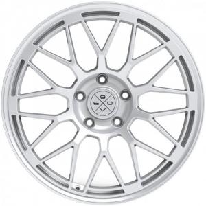 Cerchi in lega  Fondmetal  9Evo  20''  Width 9.00   5x112  ET 37.00  CB 75.0 Ring Seat    Glossy Silver