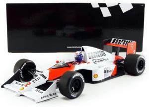 Alain Prost McLaren Honda Mp4/5 World Champion 1989 1/18
