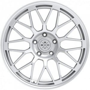 Cerchi in lega  Fondmetal  9Evo  20''  Width 9.00   5x114.3  ET 50.00  CB 75.0 Ring Seat    Glossy Silver