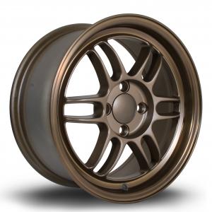 Cerchi in lega  356 Wheels  TFS3  15''  Width 7   4x100  ET 38  CB 67,1    SPBronze