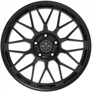 Cerchi in lega  Fondmetal  9Evo  20''  Width 9.00   5x114.3  ET 50.00  CB 75.0 Ring Seat    Glossy Black