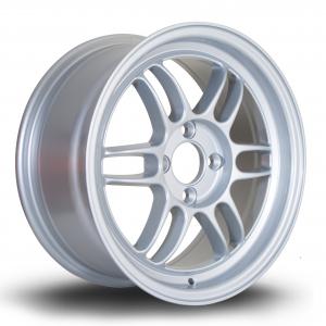 Cerchi in lega  356 Wheels  TFS3  15''  Width 7   4x100  ET 38  CB 67,1    Silver