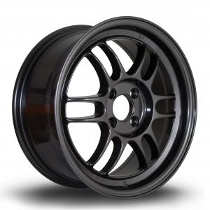 Cerchi in lega  356 Wheels  TFS3  16''  Width 7   4x100  ET 38  CB 67,1    Gunmetal