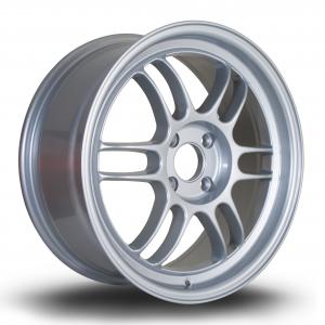 Cerchi in lega  356 Wheels  TFS3  17''  Width 7.5   4x108  ET 40  CB 67,1    Silver