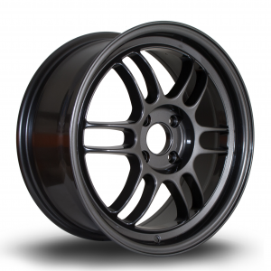 Cerchi in lega  356 Wheels  TFS3  17''  Width 7.5   4x100  ET 35  CB 67,1    Gunmetal