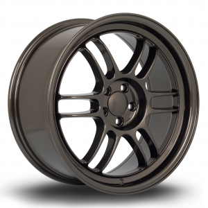 Cerchi in lega  356 Wheels  TFS3  18''  Width 8.5   5x100  ET 35  CB 67,1    Gunmetal