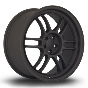 Cerchi in lega  356 Wheels  TFS3  18''  Width 8.5   5x100  ET 44  CB 73    FBlack2