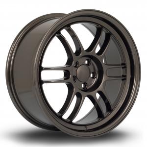 Cerchi in lega  356 Wheels  TFS3  18''  Width 8.5   5x100  ET 44  CB 73    Gunmetal