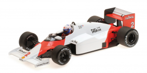 McLaren TAG MP4/2B Alain Prost World Champion 1985 1/18