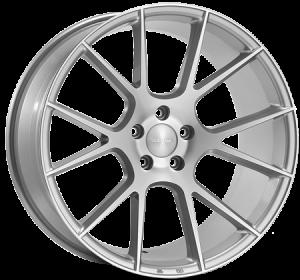 Cerchi in lega  Veemann  V-FS23  20''  Width 10   5x120  ET 42  CB 72.56    Silver Machined