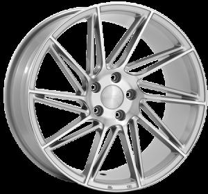 Cerchi in lega  Veemann  V-FS26  19''  Width 8,5   5x120  ET 35  CB 72.56    Silver Machined