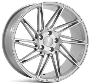 Cerchi in lega  Veemann  V-FS26  19''  Width 9,5   5x120  ET 45  CB 72.56    Silver Machined