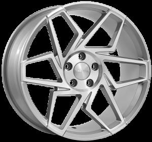 Cerchi in lega  Veemann  V-FS27R  20''  Width 8,5   5x120  ET 35  CB 72.56    Silver Machined