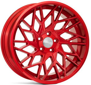Cerchi in lega  Veemann  V-FS29R  19''  Width 9,5   5x112  ET 42  CB 66.56    Candy Red