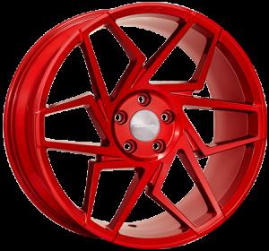 Cerchi in lega  Veemann  V-FS27R  19''  Width 9,5   5x112  ET 42  CB 66.56    Candy Red