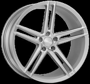 Cerchi in lega  Veemann  V-FS33  20''  Width 10   5x120  ET 43  CB 72.56    Silver Machined