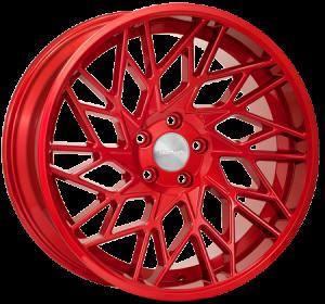 Cerchi in lega  Veemann  V-FS29R  19''  Width 9,5   5x112  ET 45  CB 66.56    Candy Red