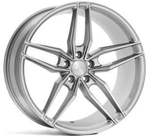 Cerchi in lega  Veemann  V-FS37  20''  Width 10   5x112  ET 25  CB 66.56    Silver Machined