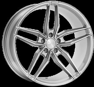 Cerchi in lega  Veemann  V-FS37  20''  Width 10   5x120  ET 43  CB 72.56    Silver Machined