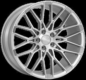 Cerchi in lega  Veemann  V-FS34  20''  Width 10   5x120  ET 42  CB 72.56    Silver Machined