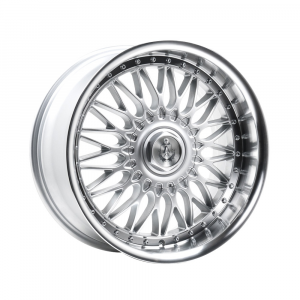 Cerchi in lega  AXE  EX10  18''  Width 9   5x100  ET 40  CB 73.1    Silver & Polished Lip