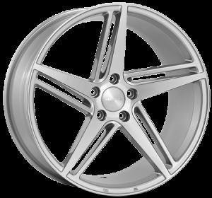 Cerchi in lega  Veemann  V-FS31  18''  Width 9   5x120  ET 35  CB 72.56    Silver Machined