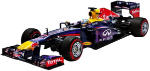 Infiniti Red Bull Racing RB9 Sebastian Vettel 2013 1/18
