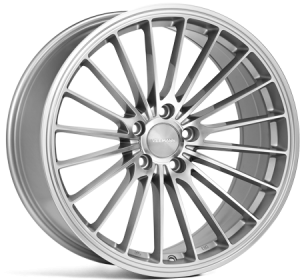 Cerchi in lega  Veemann  V-FS36  19''  Width 9,5   5x120  ET 42  CB 72.56    Silver Machined