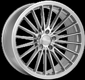 Cerchi in lega  Veemann  V-FS36  20''  Width 10   5x120  ET 42  CB 72.56    Silver Machined