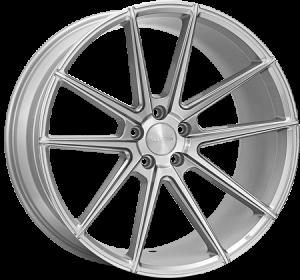 Cerchi in lega  Veemann  V-FS4  21''  Width 10,5   5x120  ET 43  CB 72.56    Silver Machined
