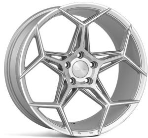 Cerchi in lega  Veemann  V-FS40  19''  Width 8,5   5x108  ET 45  CB 73.1    Silver Machined