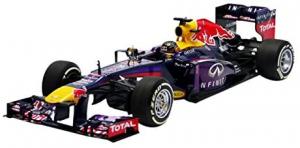 Infiniti Red Bull Racing RB9 Sebastian Vettel Winner Indian Gp F1 World Champion 2013 1/18