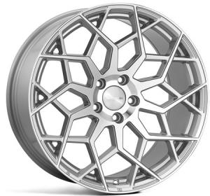 Cerchi in lega  Veemann  V-FS42  20''  Width 10   5x120  ET 43  CB 72.56    Silver Machined