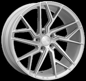 Cerchi in lega  Veemann  V-FS44  21''  Width 10,5   5x112  ET 43  CB 66.56    Silver Machined