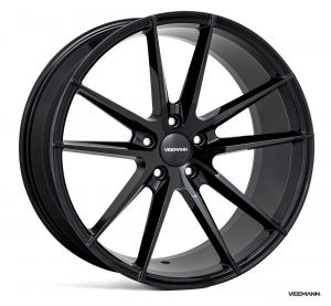 Cerchi in lega  Veemann  V-FS25  20''  Width 8,5   5x120  ET 35  CB 72.56    Gloss Black