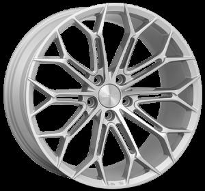 Cerchi in lega  Veemann  V-FS41  19''  Width 8,5   5x112  ET 42  CB 66.56    Silver Machined