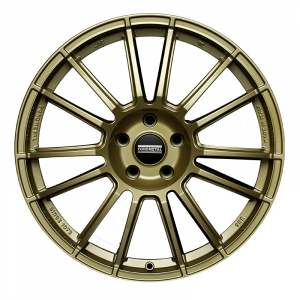 Cerchi in lega  Fondmetal  9RR  19''  Width 9.50   5x112  ET 35.00  CB 75.0 Ring Seat    Glossy Gold