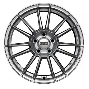 Cerchi in lega  Fondmetal  9RR  19''  Width 9.50   5x112  ET 42.00  CB 75.0 Ring Seat    Glossy Silver