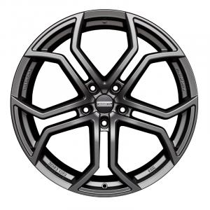 Cerchi in lega  Fondmetal  9XR  20''  Width 9.00   5x114.3  ET 35.00  CB 75.0 Ring Seat    Matt Titanium