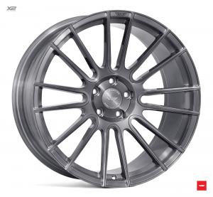 Cerchi in lega  Ispiri  FFR8  20''  Width 11   5x112  ET 30  CB 66.56    Full Brushed Carbon Titanium