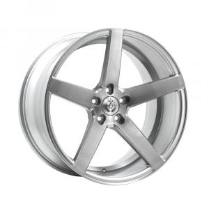 Cerchi in lega  AXE  EX18  20''  Width 10.5   5x120  ET 42  CB 72.6    Silver & Polished