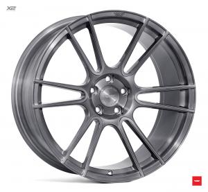 Cerchi in lega  Ispiri  FFR7  20''  Width 10,5   5x120  ET 30  CB 72.56    Full Brushed Carbon Titanium