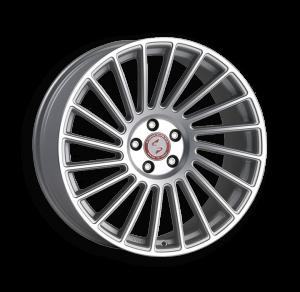 Cerchi in lega  ETABETA  Venti-R  20''  Width 9   5x112  ET 38  CB 78,1    Matt Silver Full Polish