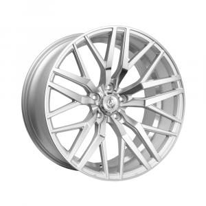 Cerchi in lega  AXE  EX30  19''  Width 9,5   5x120  ET 42  CB 72,6    Silver Polished Face & Barrel