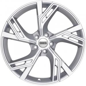 Cerchi in lega  Fondmetal  Atena  19''  Width 8.50   5x112  ET 28.00  CB 66.5    Glossy Silver