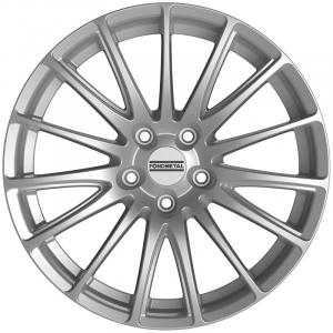 Cerchi in lega  Fondmetal  7800  17''  Width 7   5x114,3  ET 35  CB 67,2 Ring Seat    Glossy Silver