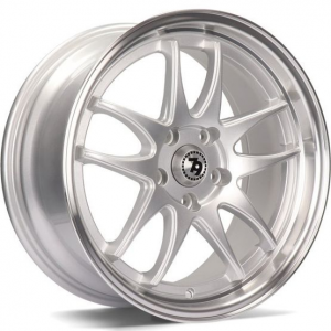 Cerchi in lega  79Wheels  SV-I  16''  Width 7   5x112  ET 35  CB 66,6    Silver Polished Lip