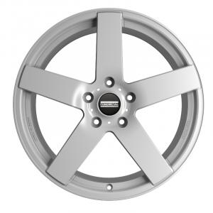Cerchi in lega  Fondmetal  STC-02  20''  Width 9.00   5x112  ET 20.00  CB 66.5    Glossy Silver